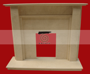 marble fireplace mantel E-FP005